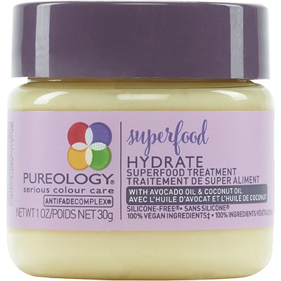 PureologyFREE travel size Hydrate Superfood Treatment w/any $50 Pureology purchase