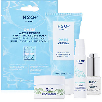 Online Only FREE 5 Pc Gift w/any $30 H2O purchase