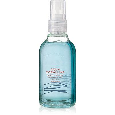 Online Only Travel Size Aqua Coralline Body Wash