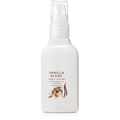Thymes Online Only Travel Size Vanilla Blanc Body Lotion