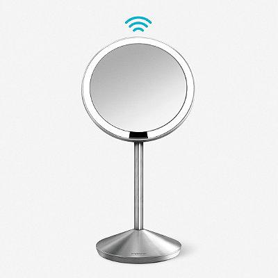simplehumanOnline Only Mini 5%27%27 Round Sensor Mirror