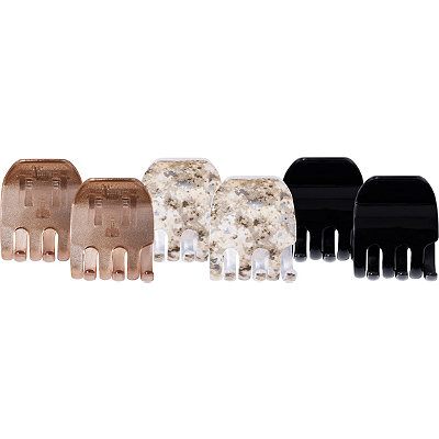 Marble Claw Clips