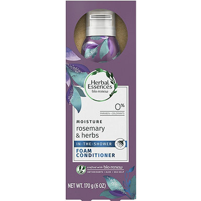 Bio:Renew Rosemary Herb Shower Foam Conditioner