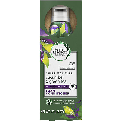 Bio:Renew Cucumber Green Tea Shower Foam Conditioner