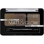 Catrice Brow Palette Matt & Glow Now flASH Lights 010