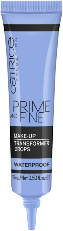Prime And Fine Make Up Transformer Drops Waterproof