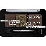 Catrice Brow Palette Matt & Glow Hot CHOCOholic 020