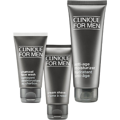 Clinique For Men Custom-Fit Daily Age Repair Set