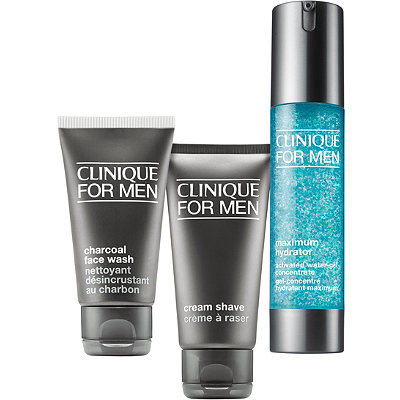 CliniqueClinique For Men Custom-Fit Daily Intense Hydration Set