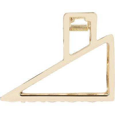 Gold Triangle Open Clip