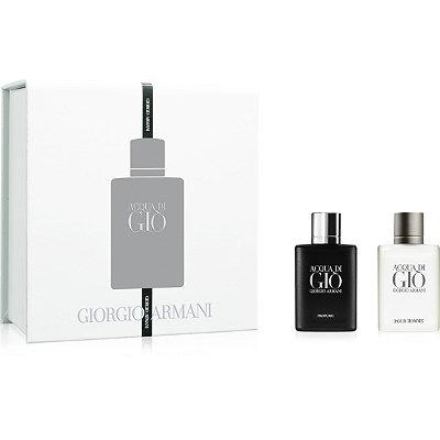Online Only FREE Acqua di Gio Men's Duo w/any $100 Acqua Di Gio fragrance collection purchase