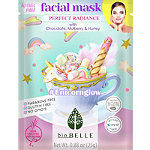 %23UnicornGlow Tencel Sheet Mask
