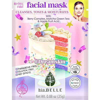 Biobelle %23DreamSkin Tencel Sheet Mask