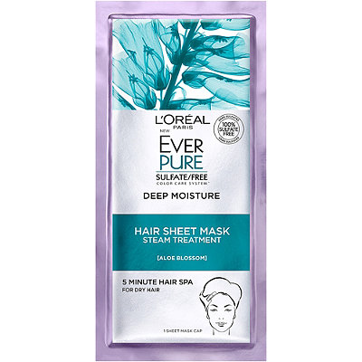 EverPure Deep Moisture Hair Sheet Mask