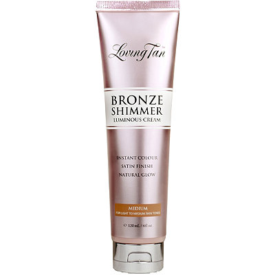 Bronze Shimmer Luminous Cream