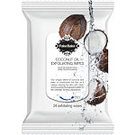 Coconut Oil Exfoliating Wipes