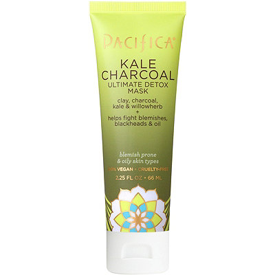 Kale Charcoal Ultimate Detox Mask