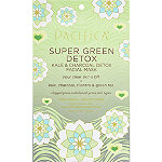 Pacifica Super Green Detox Kale and Charcoal Facial Mask