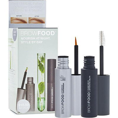 LashFoodBrowFood Nourish At Night, Style By Day Kit