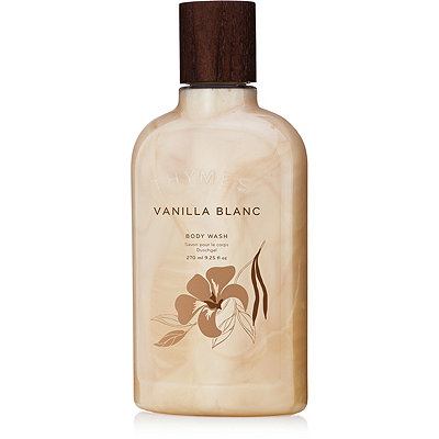 Vanilla Blanc Body Wash