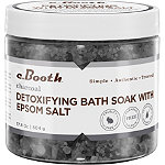 C. Booth Charcoal Detoxifying Bath Soak with Epsom Salt