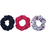 Mixed-Pattern Scrunchies