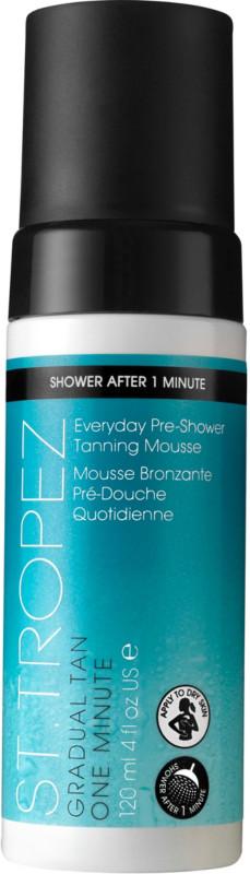 st tropez gradual tan pre shower mousse ulta beauty