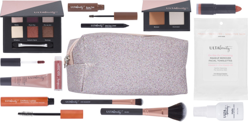 ULTA FREE 13 Pc Gift W Any 1950 Beauty Collection Purchase