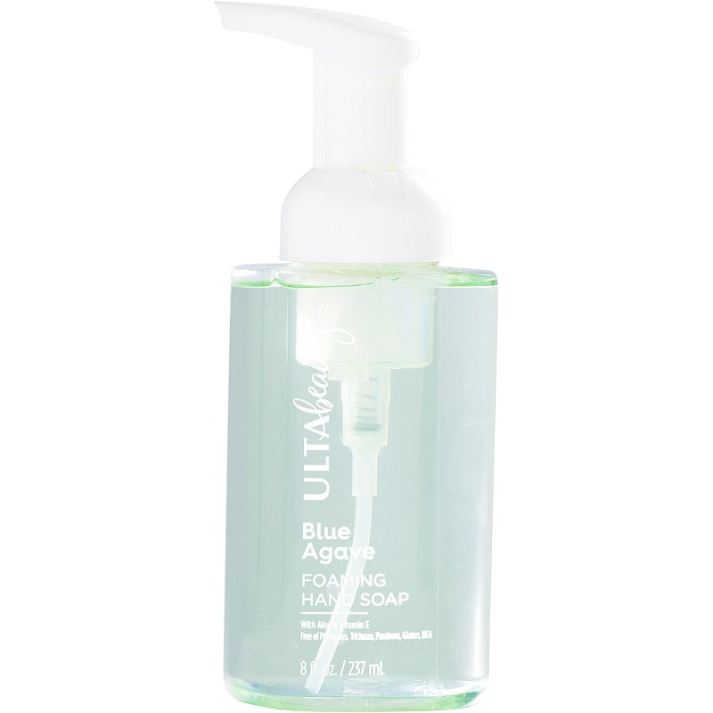 Ulta Blue Agave Foaming Hand Soap Ulta Beauty
