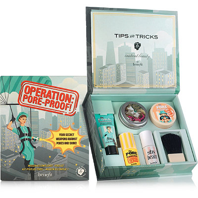 Benefit CosmeticsOperation%3A PORE-proof%21 %27Mission Accomplished%27 Pore Kit