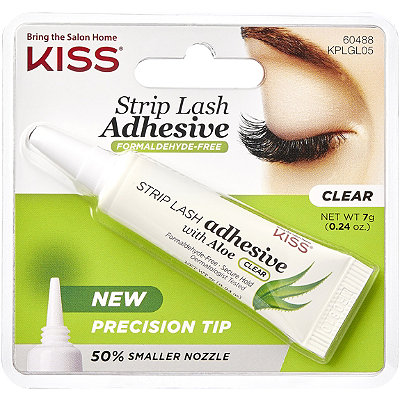 Strip Lash Adhesive with Aloe, Clear