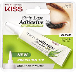 5e54437d8c9 HomeMakeupEyesEyelashesStrip Lash Adhesive with Aloe, Clear. Use + and -  keys to zoom in and out, arrow keys move the zoomed portion of the image