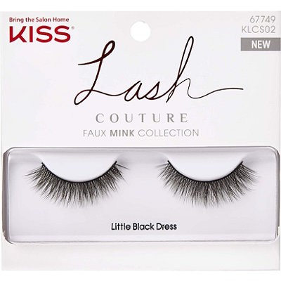 Lash Couture Faux Mink, Little Black Dress