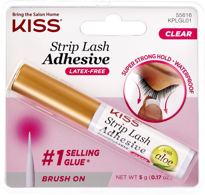 Kiss Ever Ez Lash Adhesive Clear Ulta Beauty