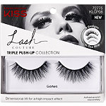 Kiss Lash Couture Triple Push-Up, Garters