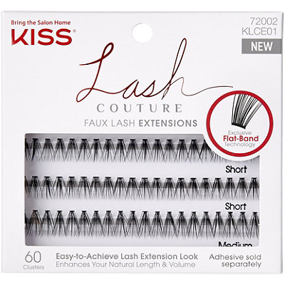 KissLash Couture Faux Lash Extensions, Venus