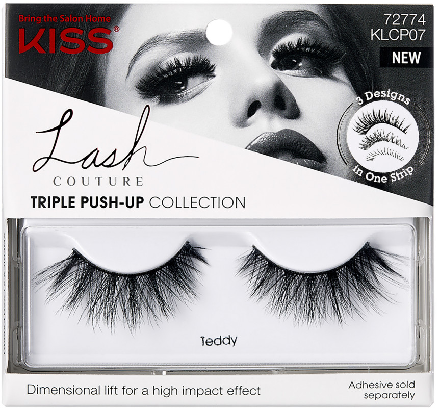 Kiss Lash Couture Triple Push Up Teddy Ulta Beauty
