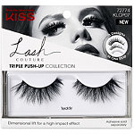 Kiss Lash Couture Triple Push-Up, Teddy