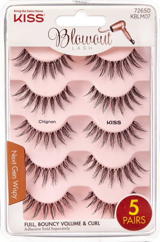 Kiss Blowout Lash Chignon, Multipack | Ulta Beauty