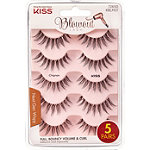 Kiss Blowout Lash Chignon, Multipack