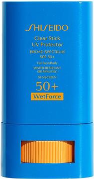 Shiseido Clear Stick Uv Protector Broad Spectrum Spf 50 Ulta Beauty