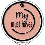 Essence My Must Haves Satin Blush Single 01 Coral Dream