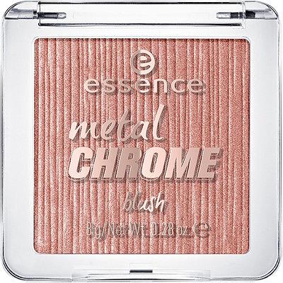 Metal Chrome Blush