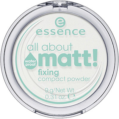 All About Matt! Fixing Compact Powder Waterproof