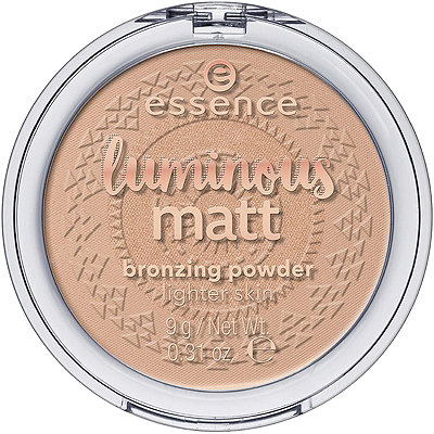 Luminous Matt Bronzing Powder