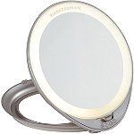Tweezerman Adjustable Lighted Mirror
