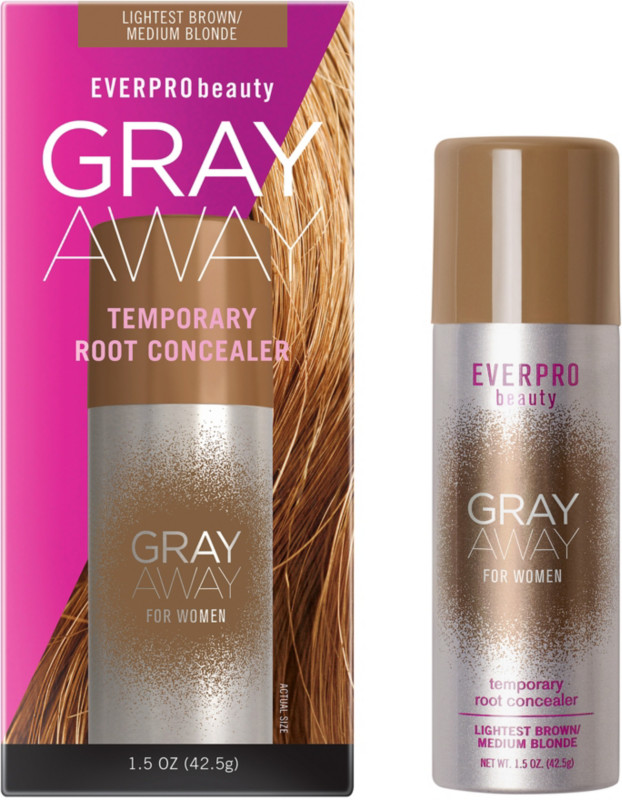 Ever Pro Gray Away Temporary Root Concealer Ulta Beauty