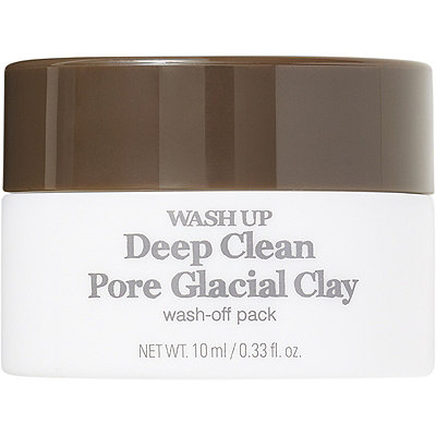 Online Only FREE sample Wash Up Clay Mask w/any Goodal purchase