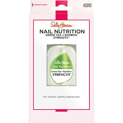Nail Nutrition Green Tea + Bamboo Nail Strengthener