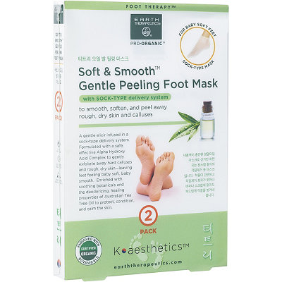 Soft & Smooth Gentle Peeling Foot Mask